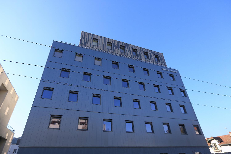 Travaux d'étanchéité béton de medic center Annecy, Lyon, Haute-Savoie